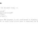 Cómo insertar un pdf en unaweb